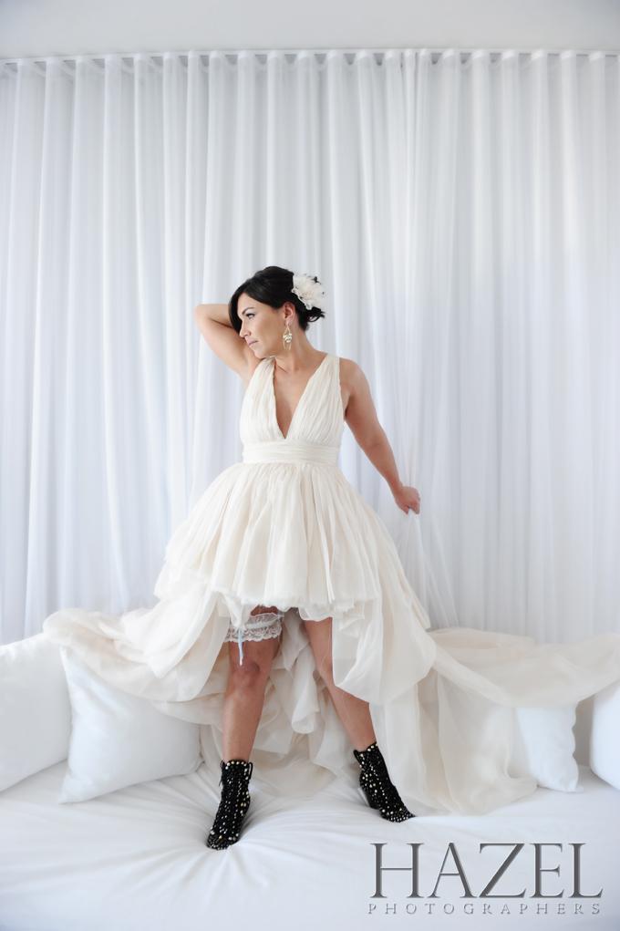 Delano Hotel: Nataly + Kim Wedding