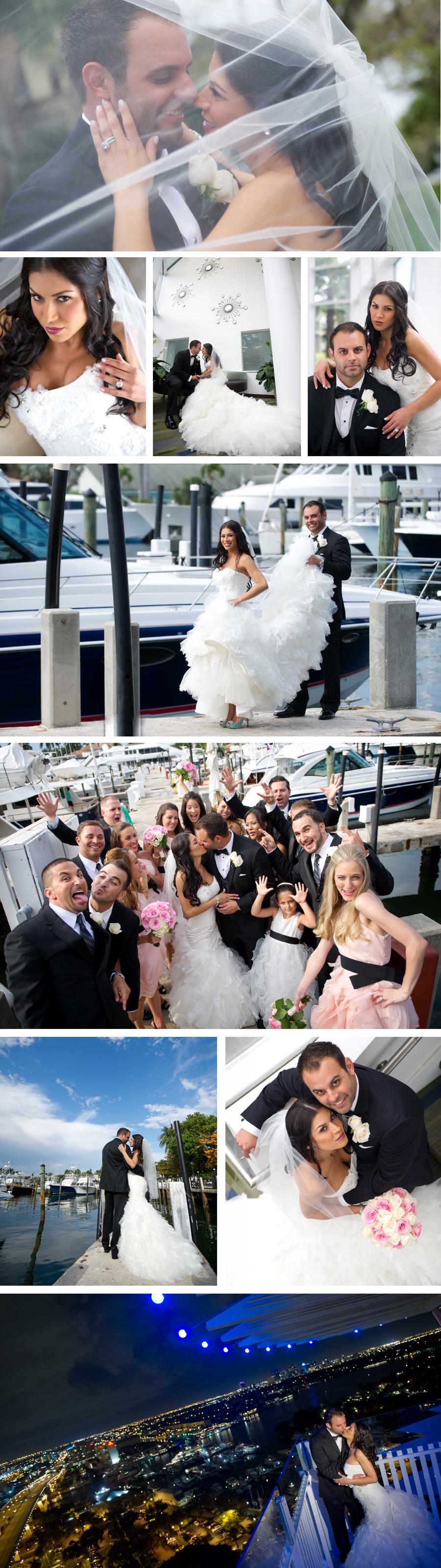 wedding of Lizzette & Jon