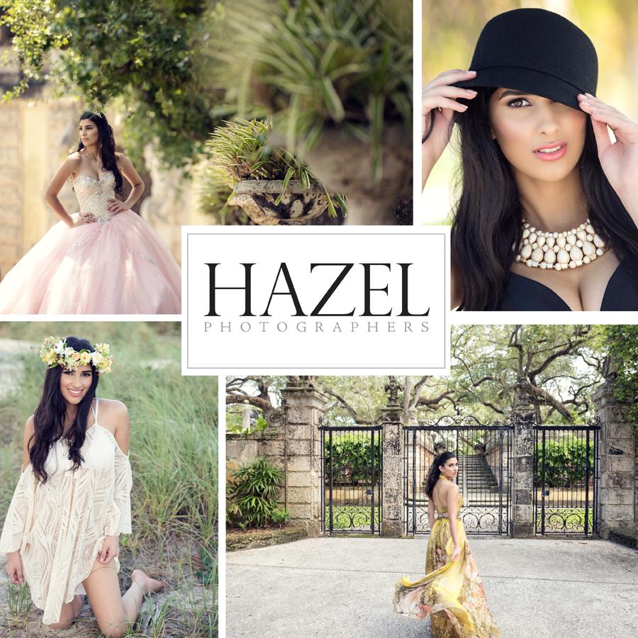 Quinceanera Photos or Modeling Portfolio with Hazel